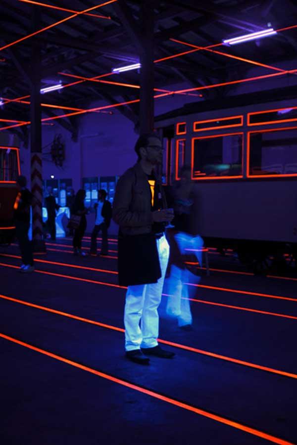 Designpreis Halle 2010 — Venue: Historic Tram Depot