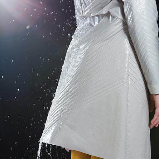 Esther Stühmer - Wassermarsch - ein Spaziergang im Regen