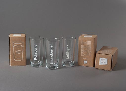 Emanuel Steffens - Trinken statt tragen - Leitungswasser wird zu Markenwasser